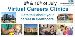 Virtual Careers Clinics