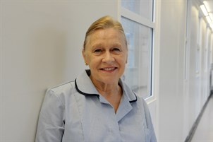 Diana Galligan, Hinchingbrooke Midwife.jpg