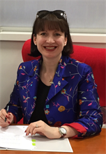 Dr Suzy Lishman, Consultant Histopathologist and former president of the Royal College of Pathologists