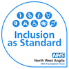 Inclusion As Standard Logo