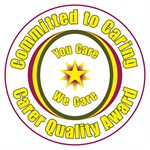 Care Quality award logo