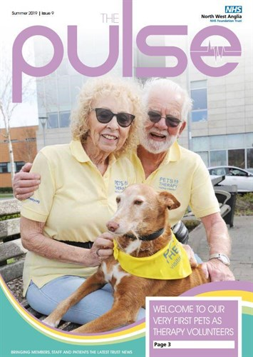 Cover of Pulse summer edition