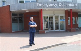 Hinchingbrooke Emergency Department