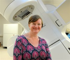 Helen was named Radiographer of the Year
