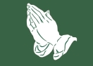 Faith Centre icon of hands in prayer